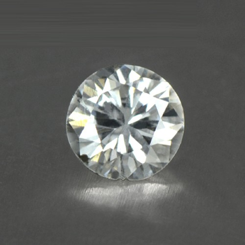 0.18 cts Natural Color (G) Diamond Loose Gemstone Round Cut Belgium 3.6 mm