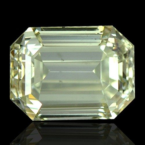 1.02 cts Natural Diamond (V L Y) Octagon / Emerald Cut Belgium Loose Gemstone